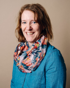 Portrait Sandra Tschanz