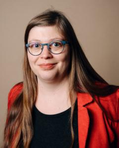 Portrait Yvonne Gander